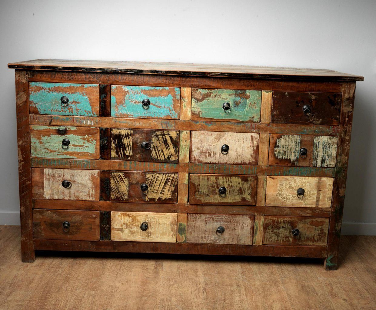 Reclaimed Apothecary Chest Copy This Style