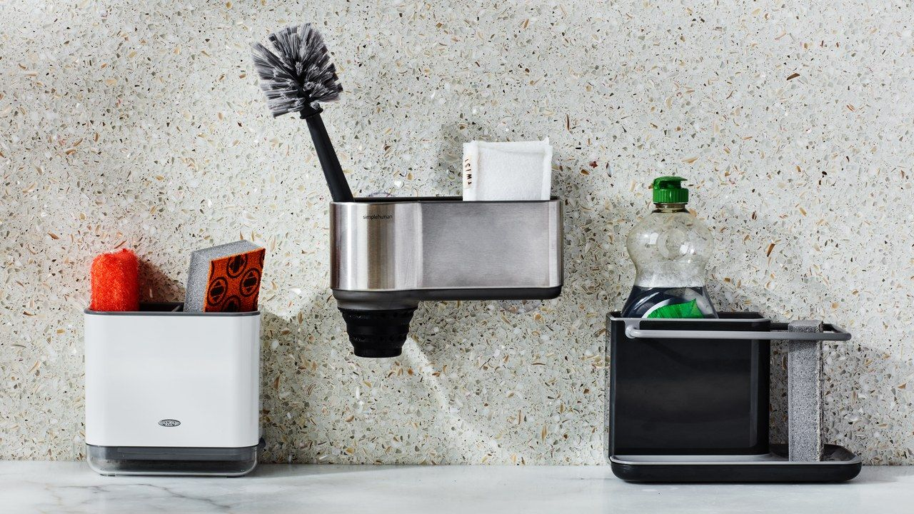 The Sink Caddy That Changed My Life Kitchen Tools In 2019 Sink