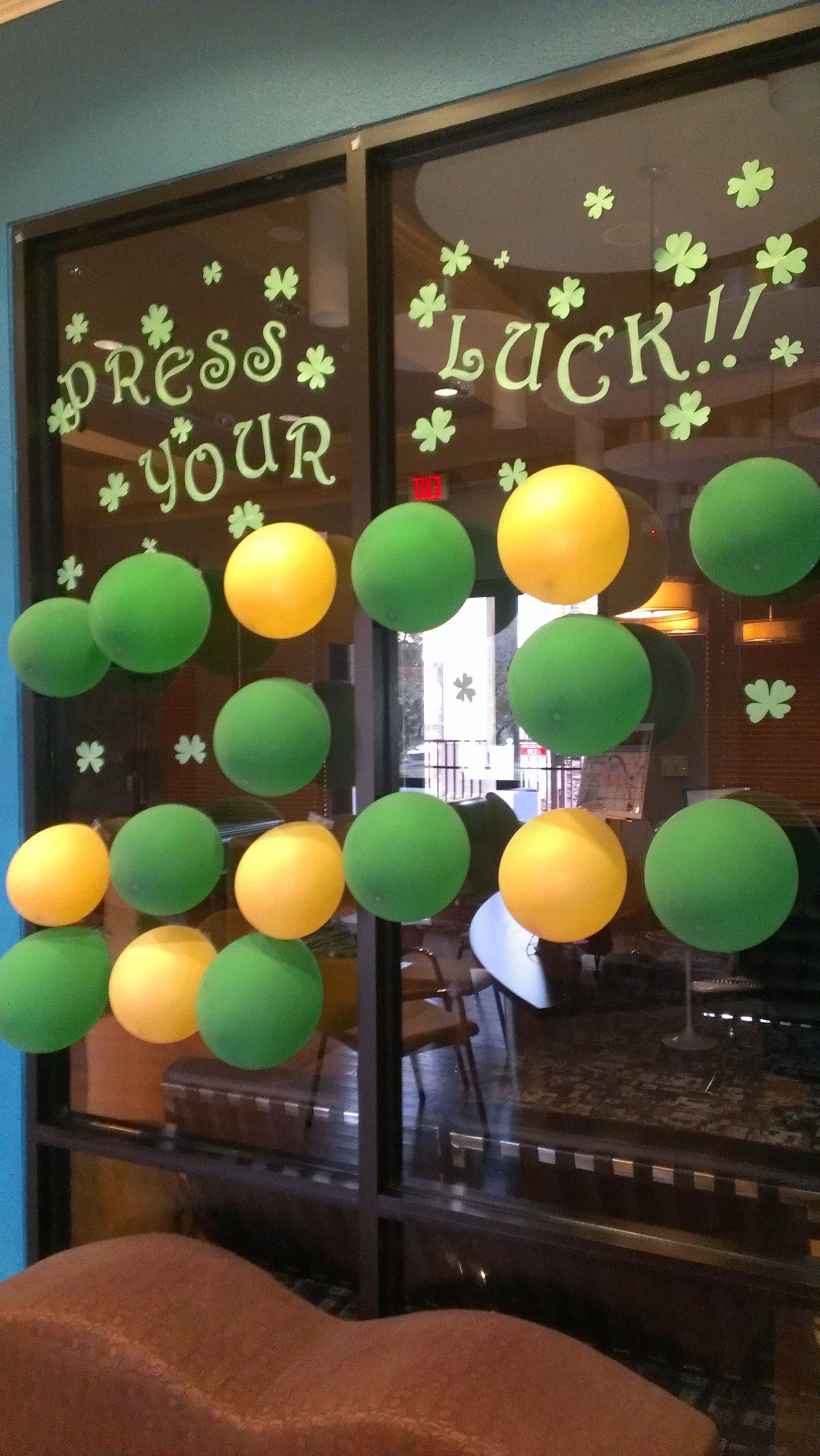 press your luck  sign a lease today for an instant prize