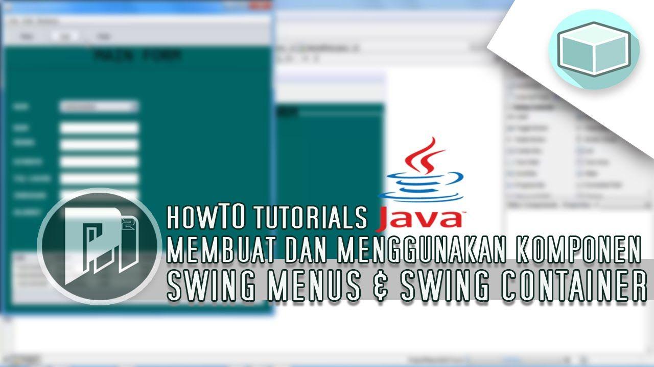 12 Project Masunduh2 - Program Java Netbeans - Membuat dan