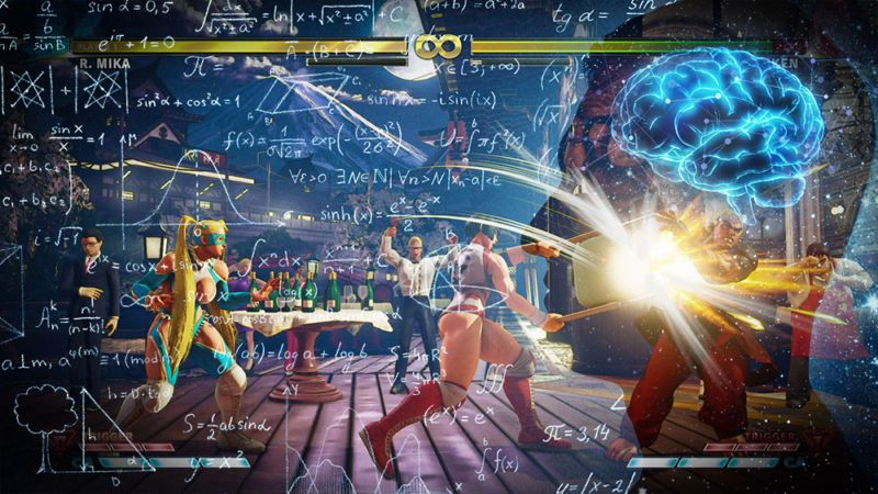 Explaining How Fighting Games Use Delay Based And Rollback Netcode Ars Technica Fighting Games Video Game Genres Games