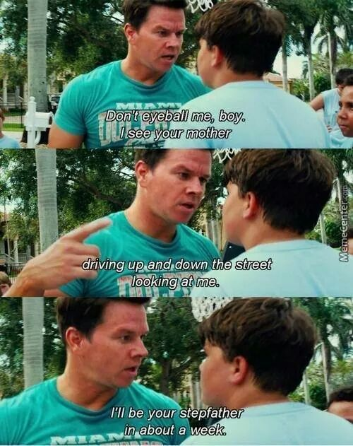 Mark Wahlberg At Its Best Looooollllll Best Insults Movie Quotes