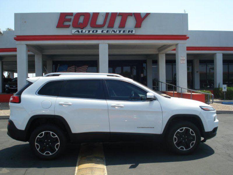 Used 2014 Jeep Cherokee in PHOENIX, AZ 492596954 1