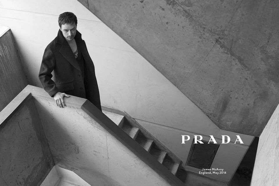 Prada Menswear Fall/Winter 2014 Campaign. For everything luxury fashion, make your way over to www.balharbourshops.com