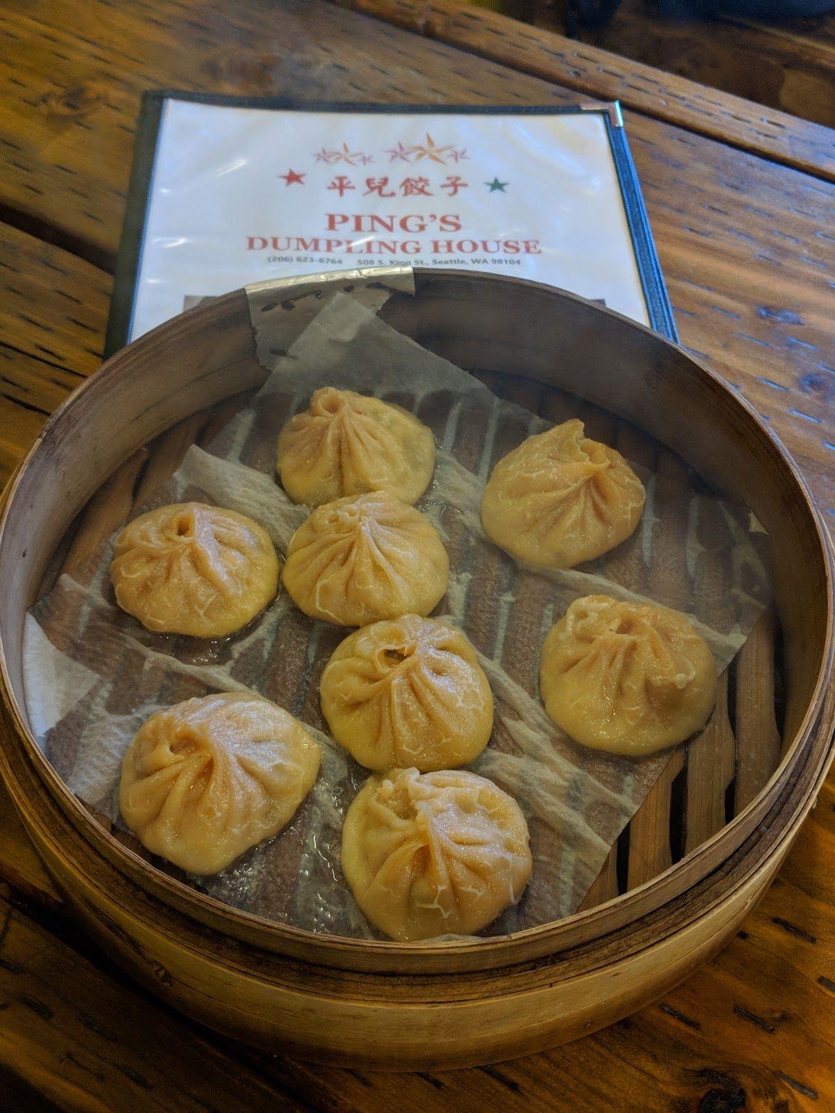 Ping S Dumpling House Chinatown Dumpling Chinatown Food