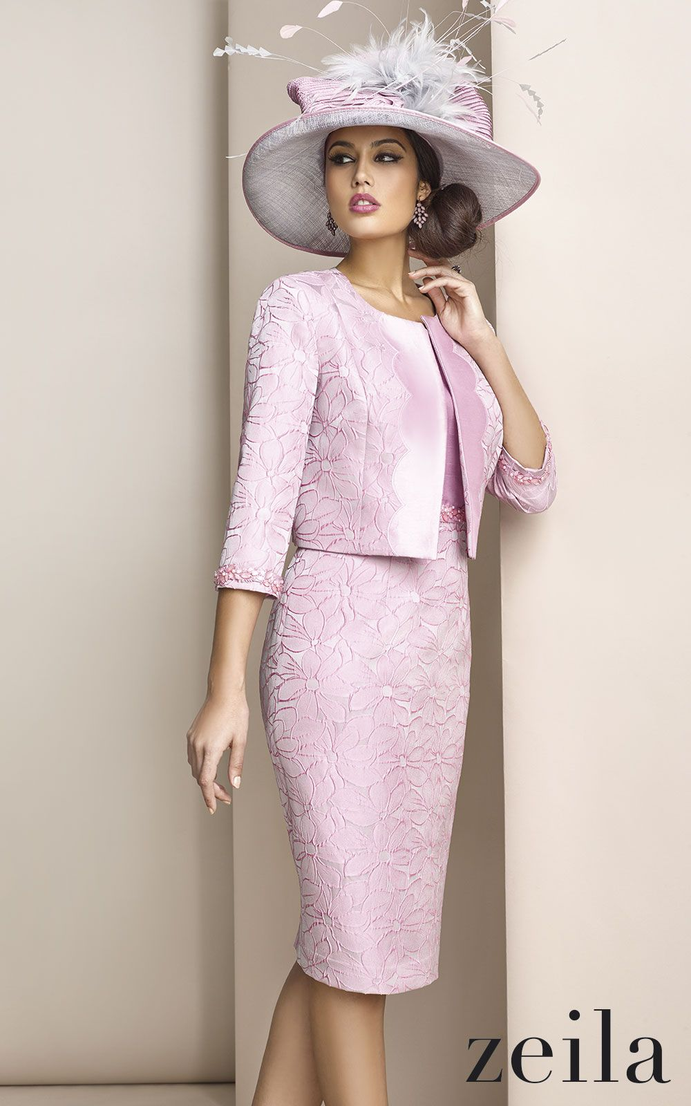 A Beautiful Mother Of The Bride Groom Or Wedding Guest Outfit By