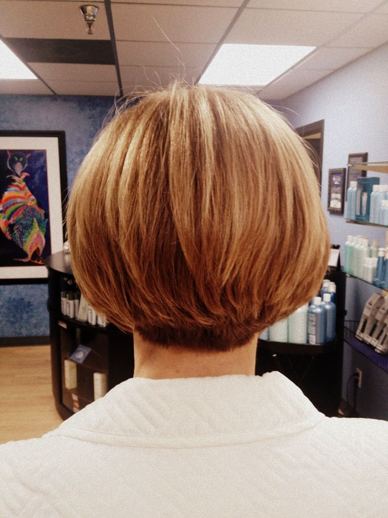 Modified Bob Wedge Hairstyles Wedge Haircut Short Hair Styles