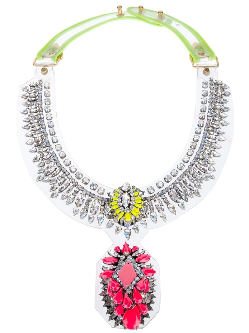 Jewelery trendy and accessories in shourouk collection exclusive photo