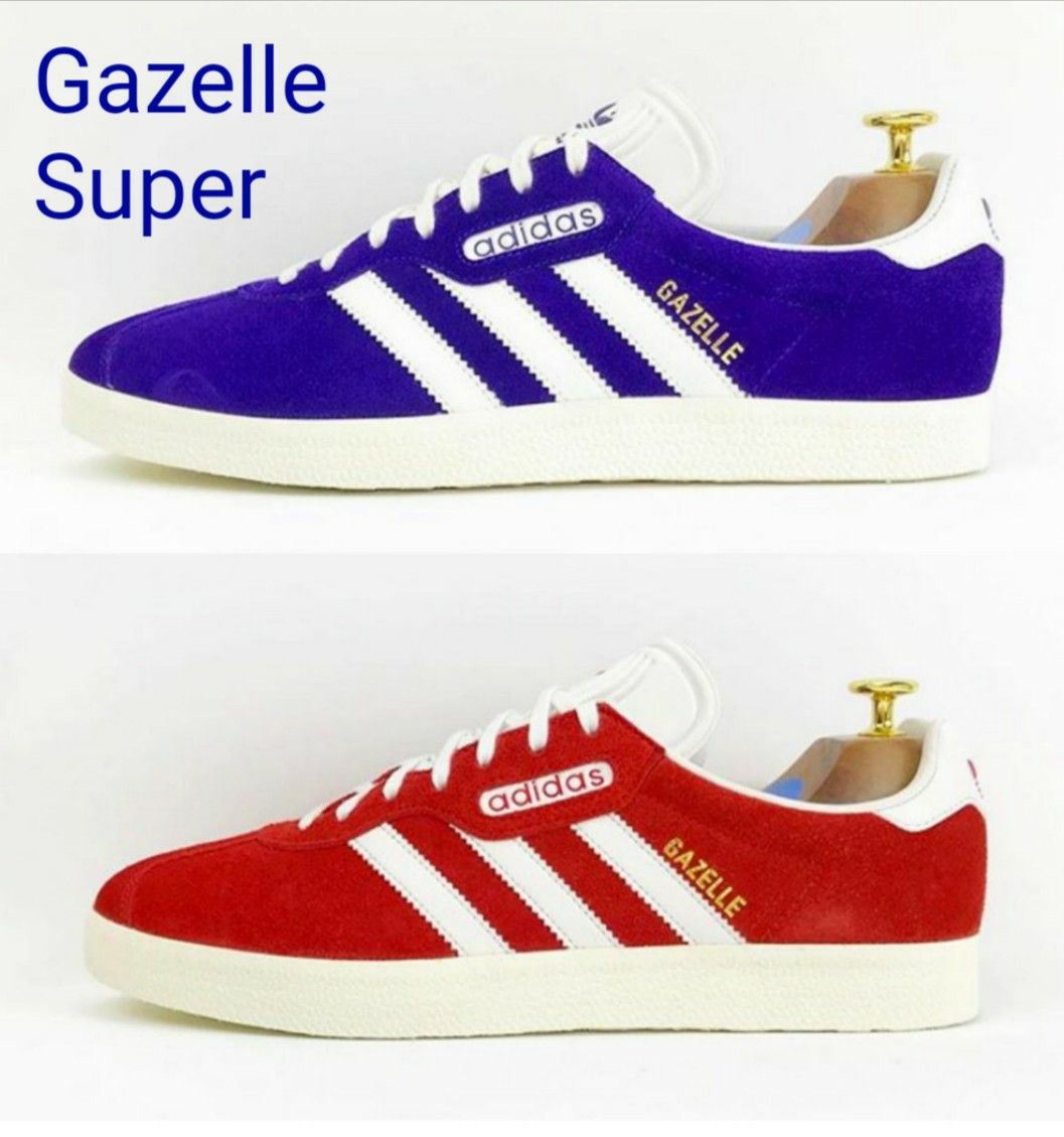 A stunning pair of adidas Gazelle Super Photo courtesy of ...