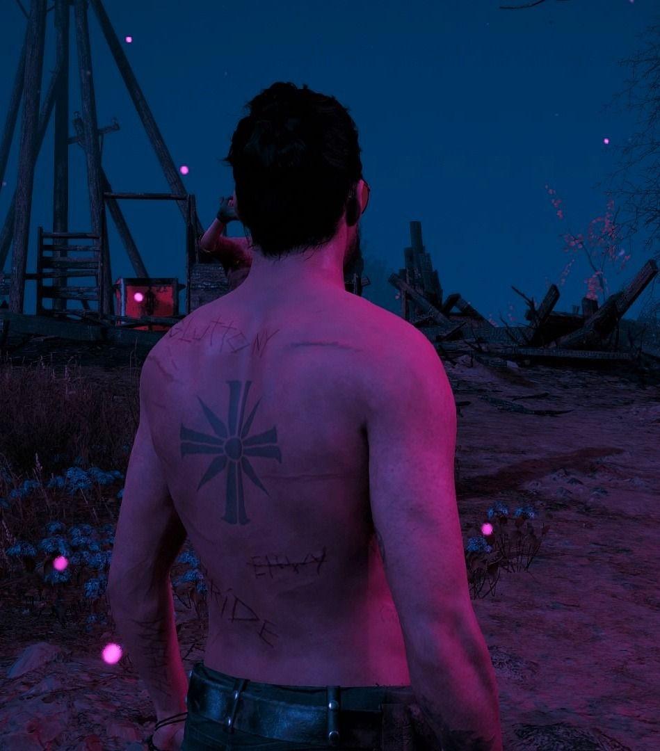 Far Cry 5 Joseph Seed New Dawn The Prophecy Fanart John Jacob Faith New Dawn Greg Bryk In 2020 Far Cry 5 Crying Dawn