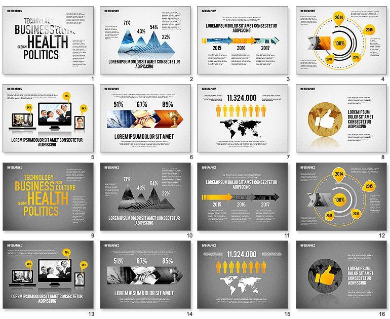 Pin By Samdesign On Presentation Design    Business