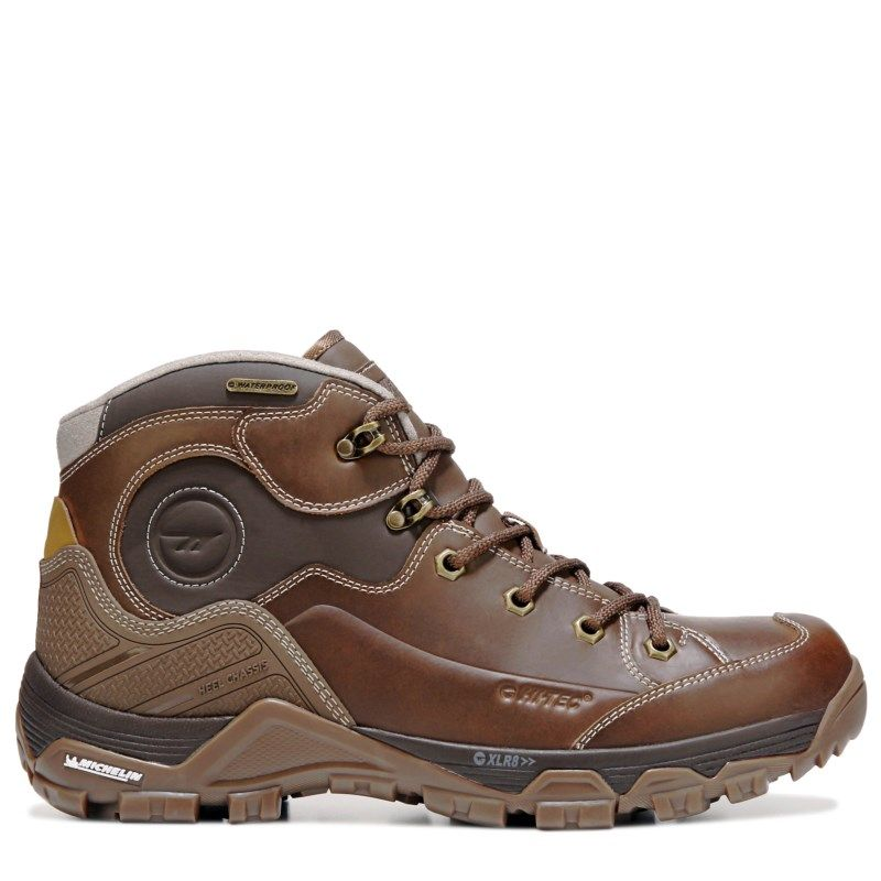 2017 Valuable Rocky Mobilwelt 8 MediumWide Composite Toe Work Boot Brown Leather