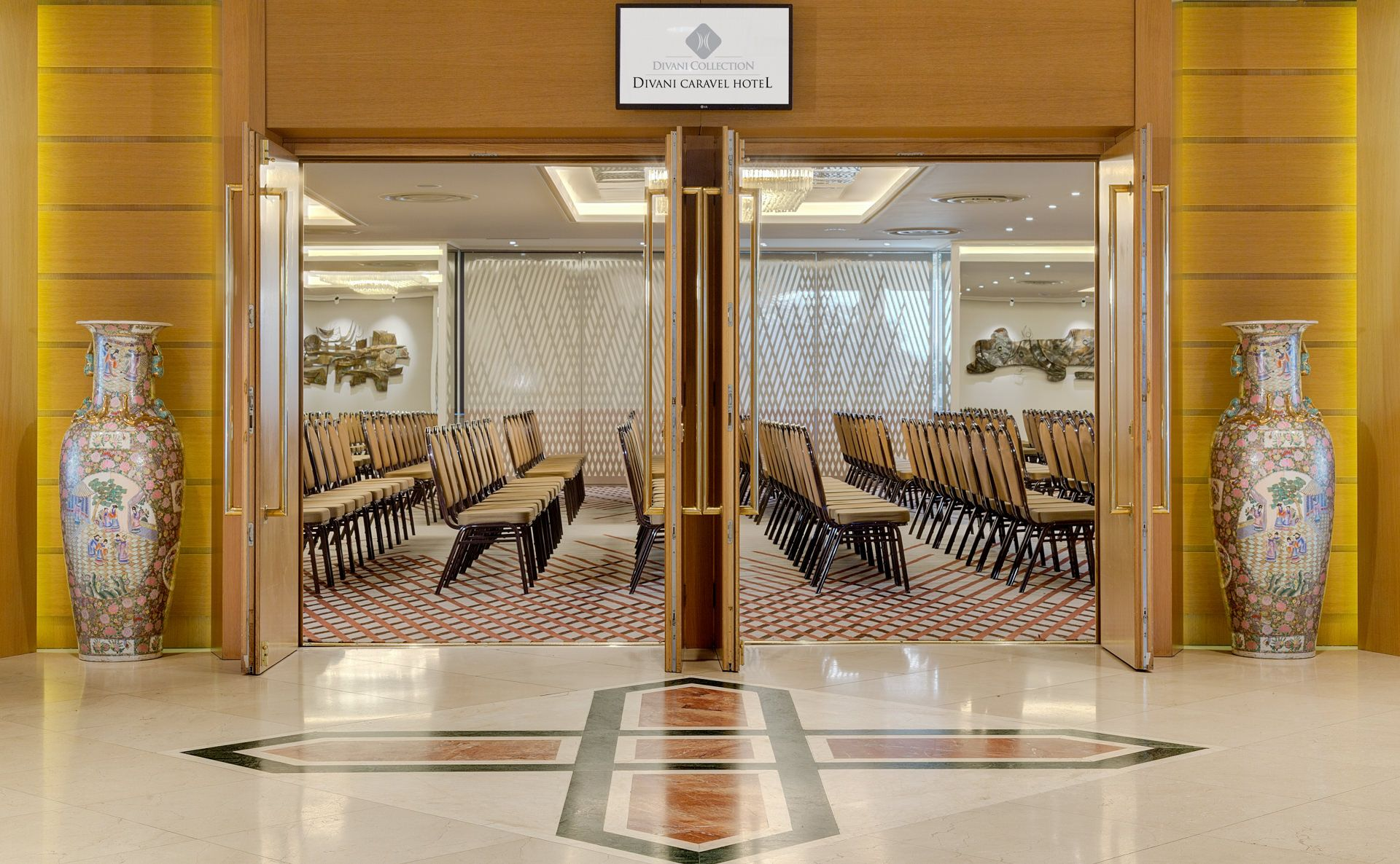 Divani Caravel Gym Ilissos Meeting Room Divani Caravel Pinterest Leading Hotels