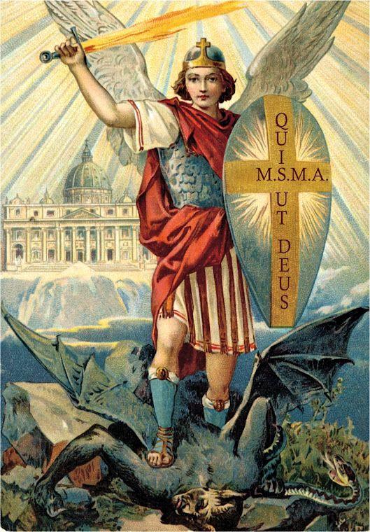 Belier (St. Michael)