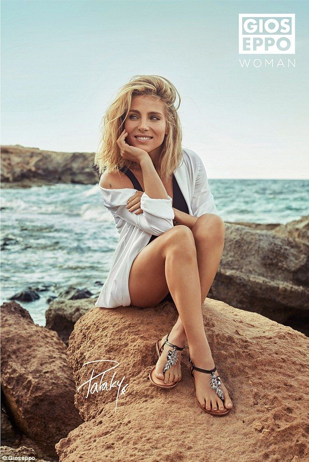 Elsa Pataky looks STUNNING in shoe photoshoot