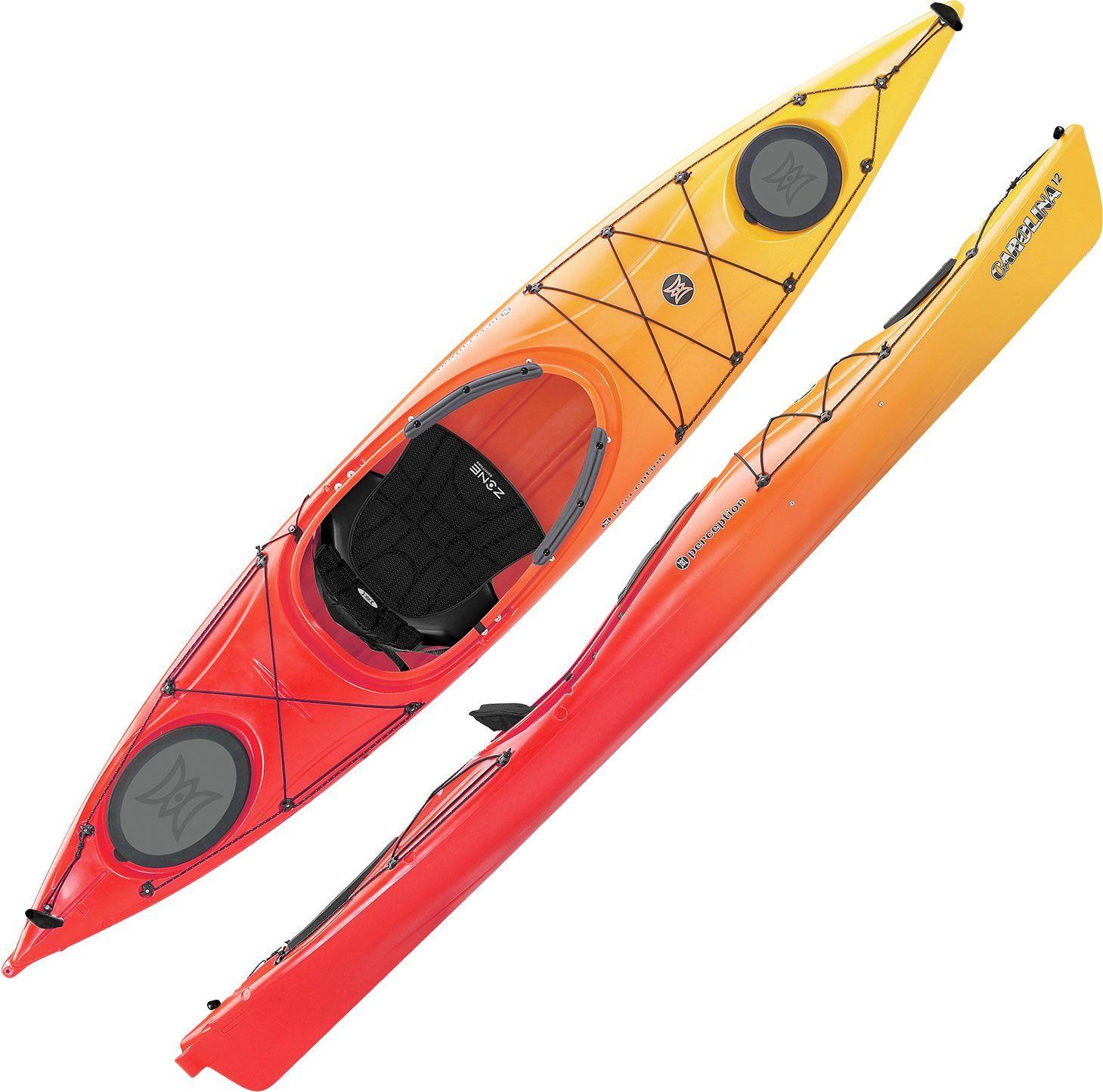 Perception Carolina 12.0 Kayak Kayaking, Kayak