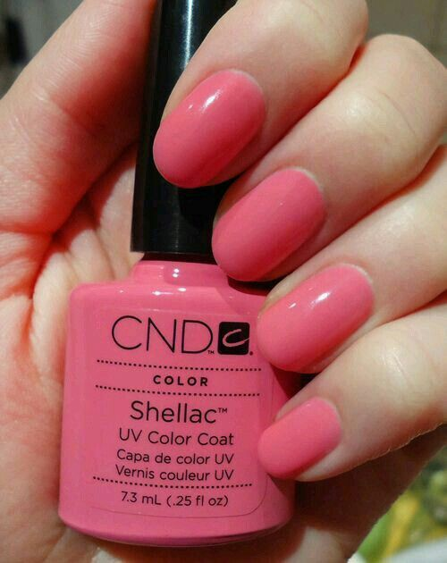 Cnd Shellac Gotcha Shellac Nail Colors Cnd Shellac Nails Shellac Nails