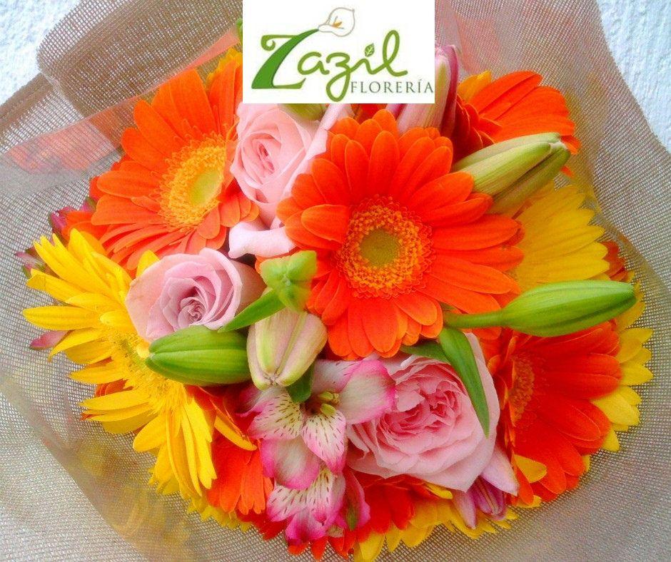 #Floreria en Cancún Flores y regalos a domicilio en Cancún. Catalogo: www.floreriazazil.com #cancunflorist