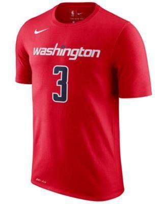 huge discount 20e67 1e000 Nike Men Bradley Beal Washington Wizards Icon Player T-Shirt ...