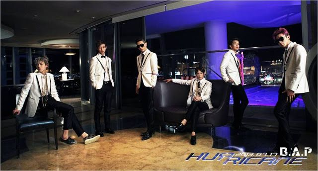 """B.A.P releases final teasers for """"Hurricane"""""""