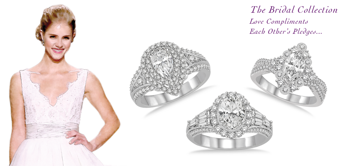 ZICKFIELD'S JEWELRY in Cape Girardeau, Mo. Zickfield's offers a wide variety of collections for you and fiance to choose what you are looking for on your wedding day. They go from bridal sets, engagement, wedding bands and more! Don't forget to stop by today to find a ring of a lifetime.
