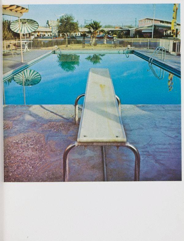 Ed Ruscha Nine Swimming Pools Swimming Pools Photography
