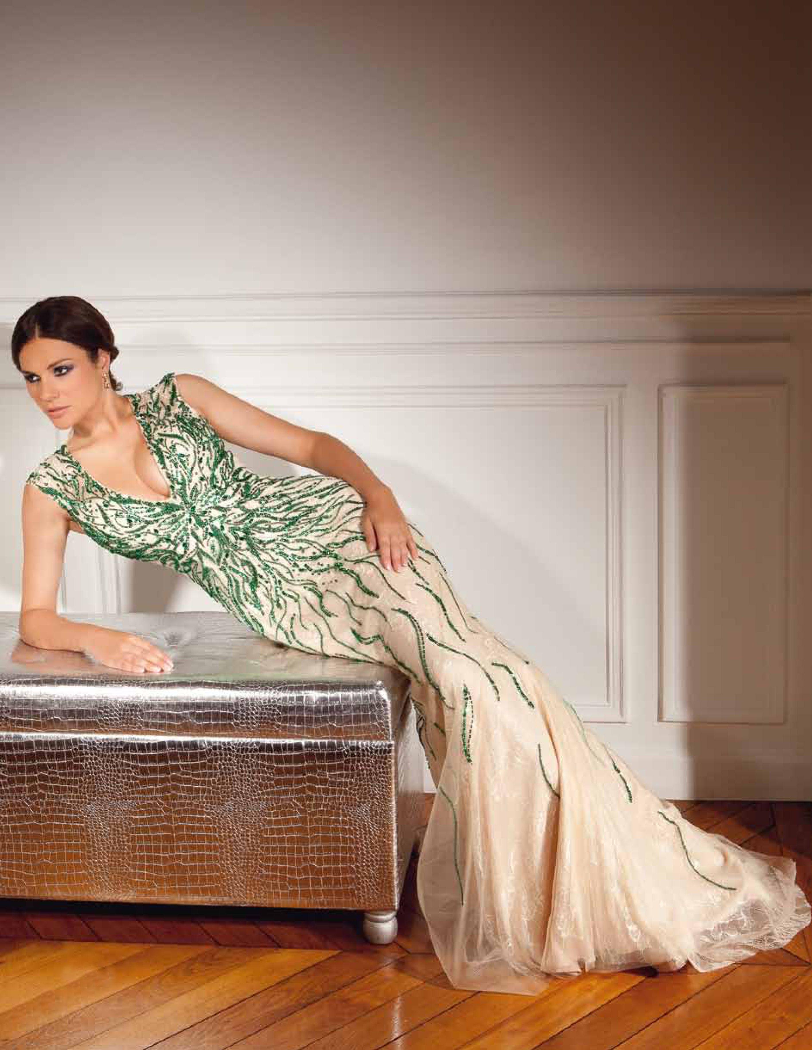 1f36dc1463a4 Luxusné spoločenské šaty svadobný salón valery