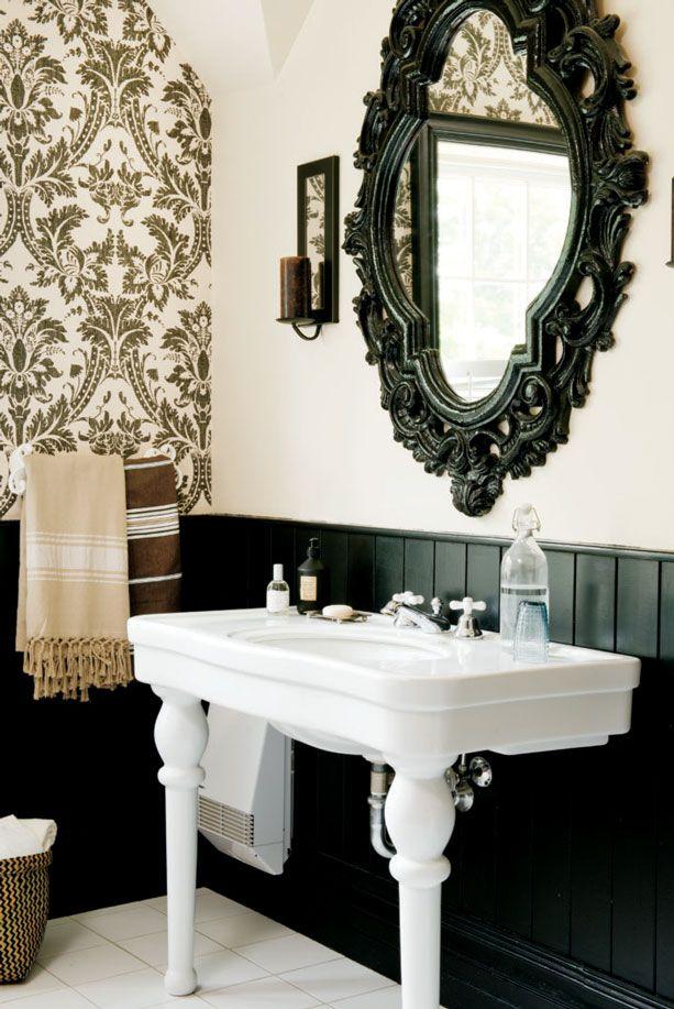 salle de bains de style baroque d cormag salles de. Black Bedroom Furniture Sets. Home Design Ideas