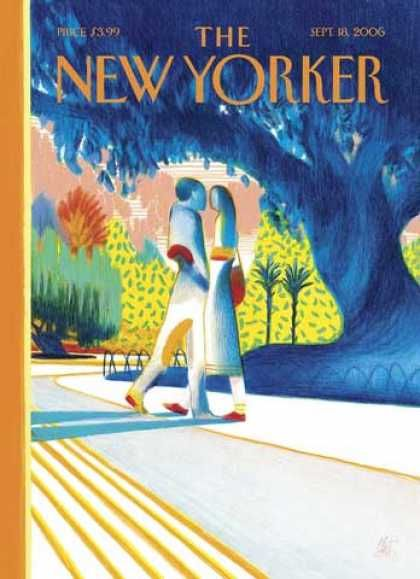 The New Yorker covers archive
