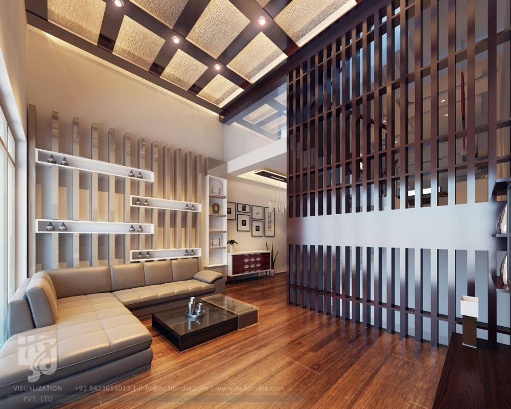 livingroom interiordesign 3dvisualization hs3dindia archdaily