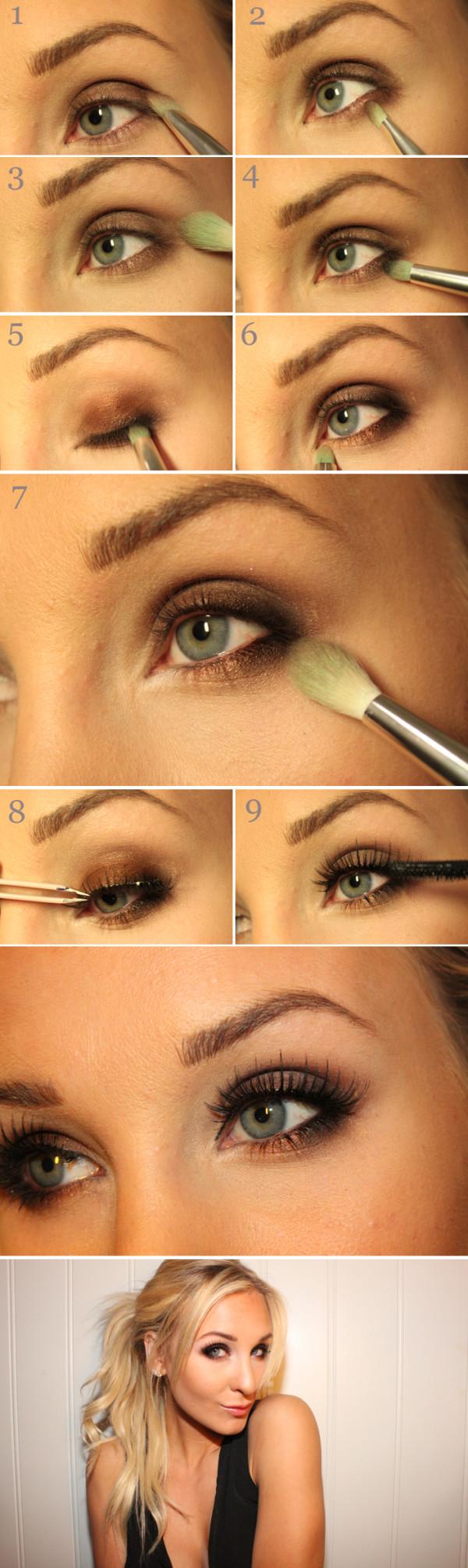 11 Surprising DIY Makeup Tips For New Years Eve Smokey