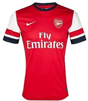 watch 998cd 71e61 The official Arsenal home kit. 2013/2014 season. ~ COYG ...