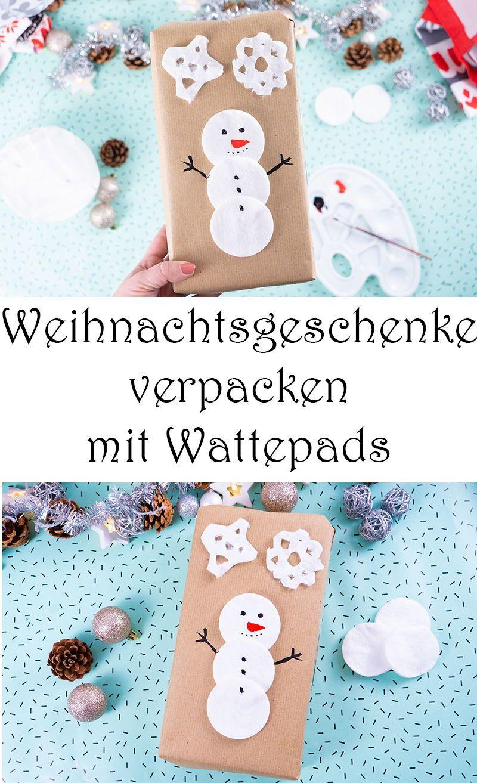 Weihnachtsgeschenke verpacken: 6 tolle Ideen #kleinegeschenkeweihnachten
