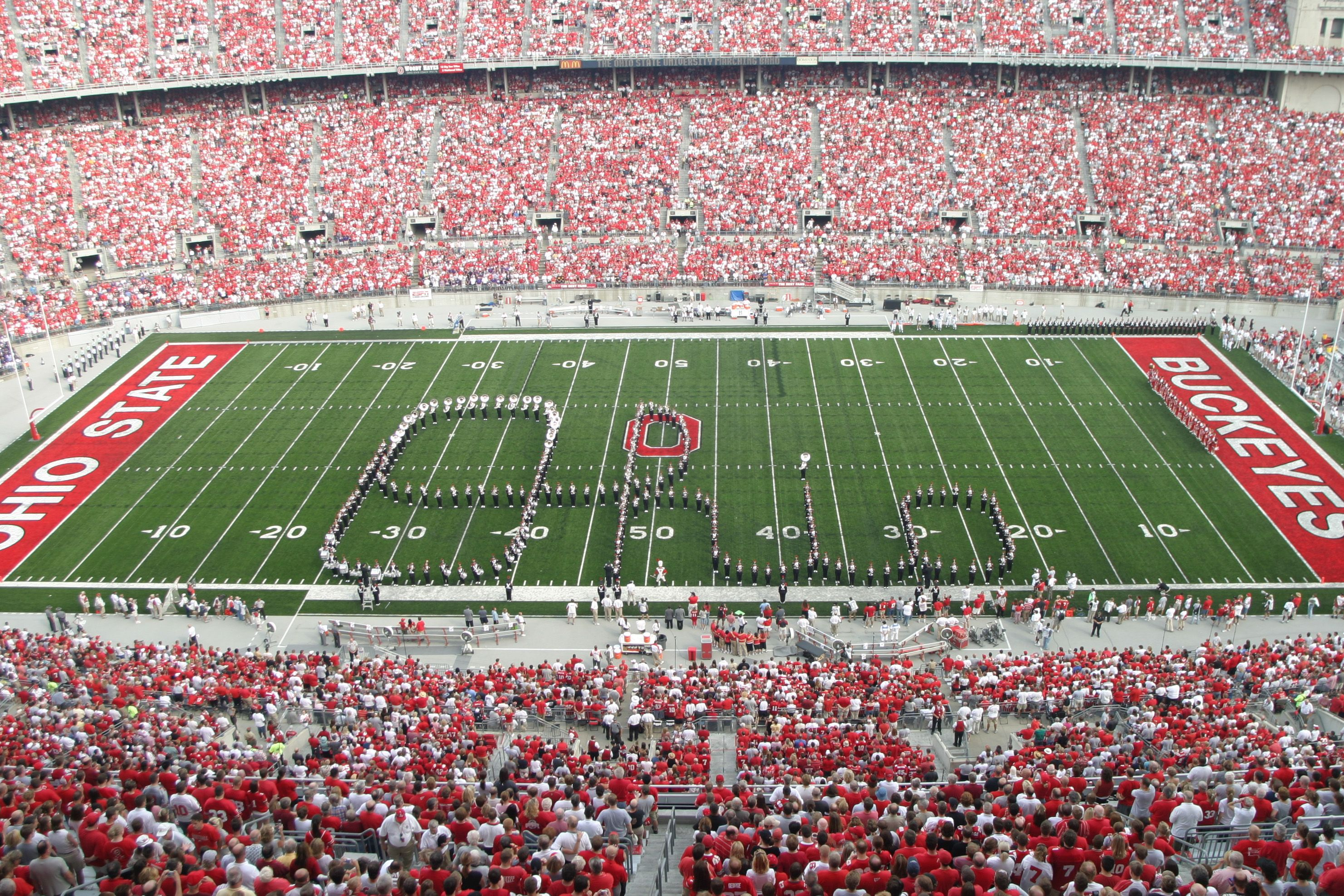 Script Ohio. I get choked up every time.