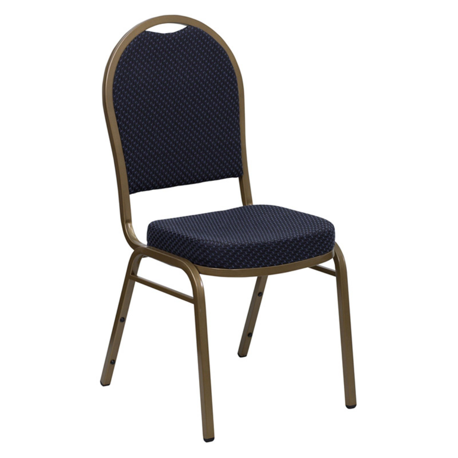 Hercules Series Dome Back Stacking Banquet Chair With 2 5 Inch
