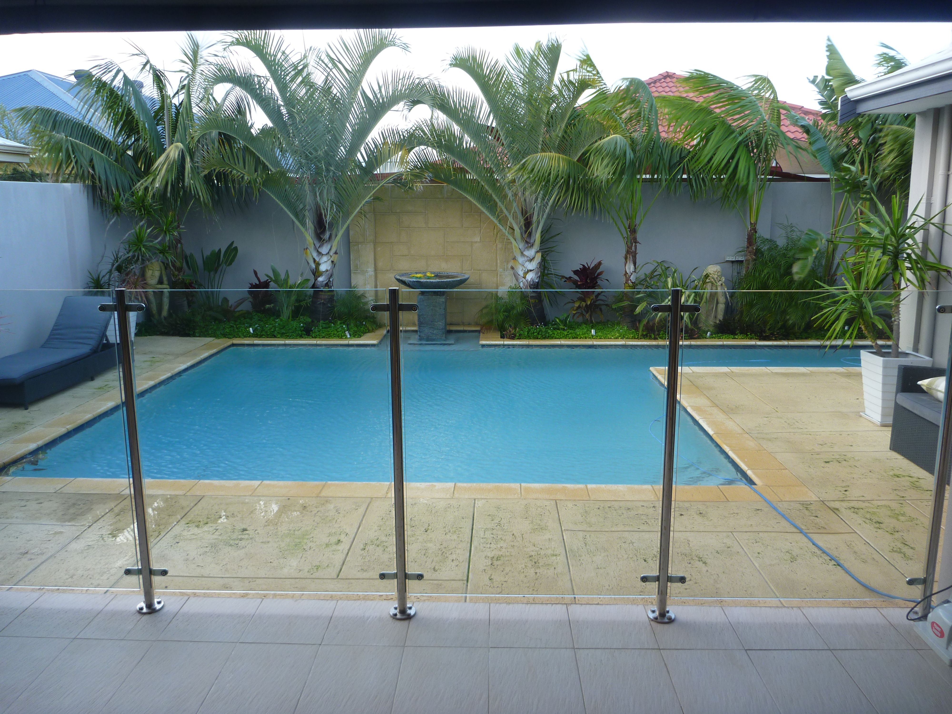 Pin by prem gates fencing specialist australia on glass for Glass pool gate