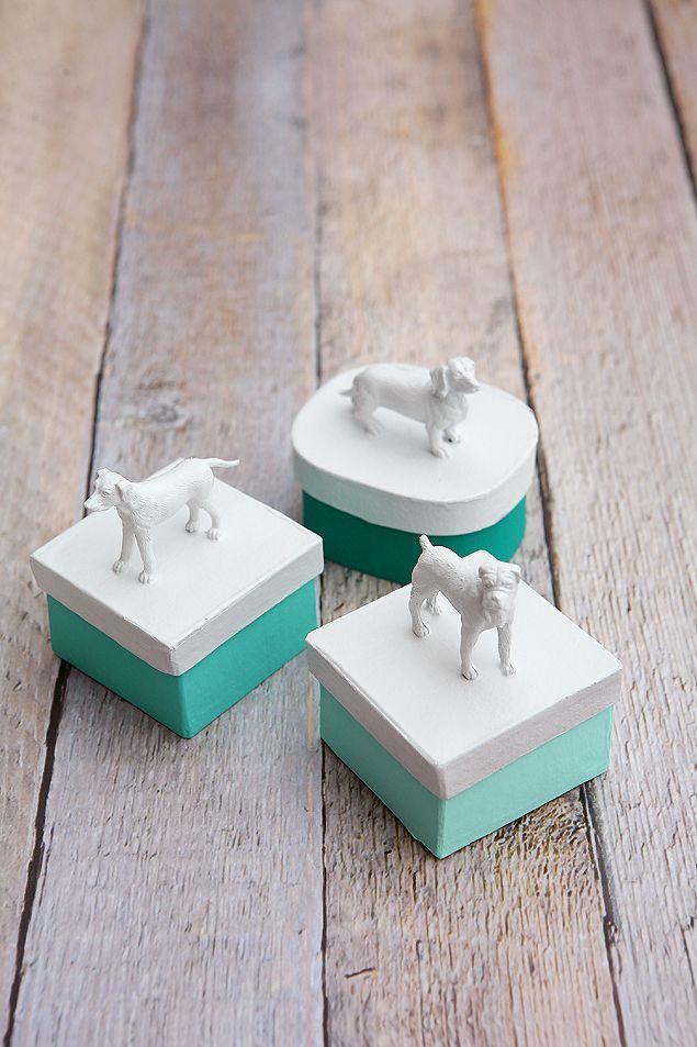 DIY Trinket Boxes