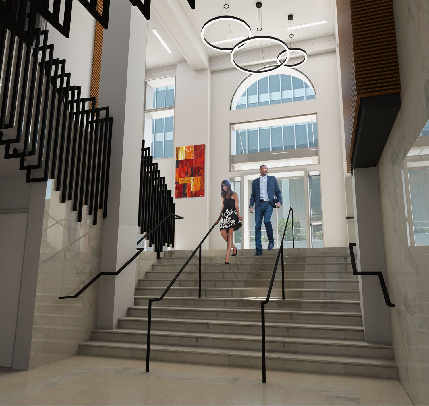 BOUTIQUE HOTEL NAPOLEON MEMPHIS TENNESSEE HISTORIC RENOVATION MODERN Architecture Interior DesignModern