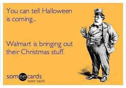 Halloween is coming at Walmart Quotes Pinterest Walmart and Humor