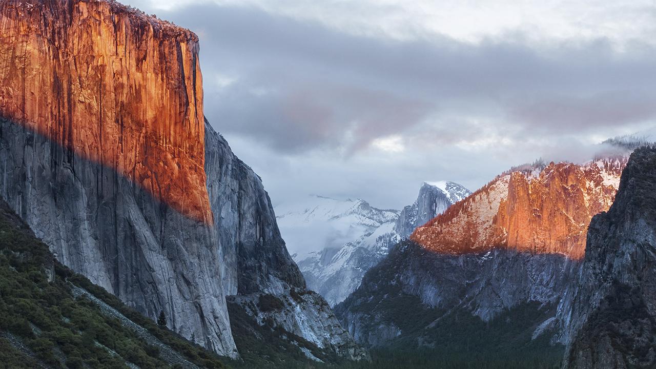 Disponibles los wallpapers de OS X El Capitan e iOS 9