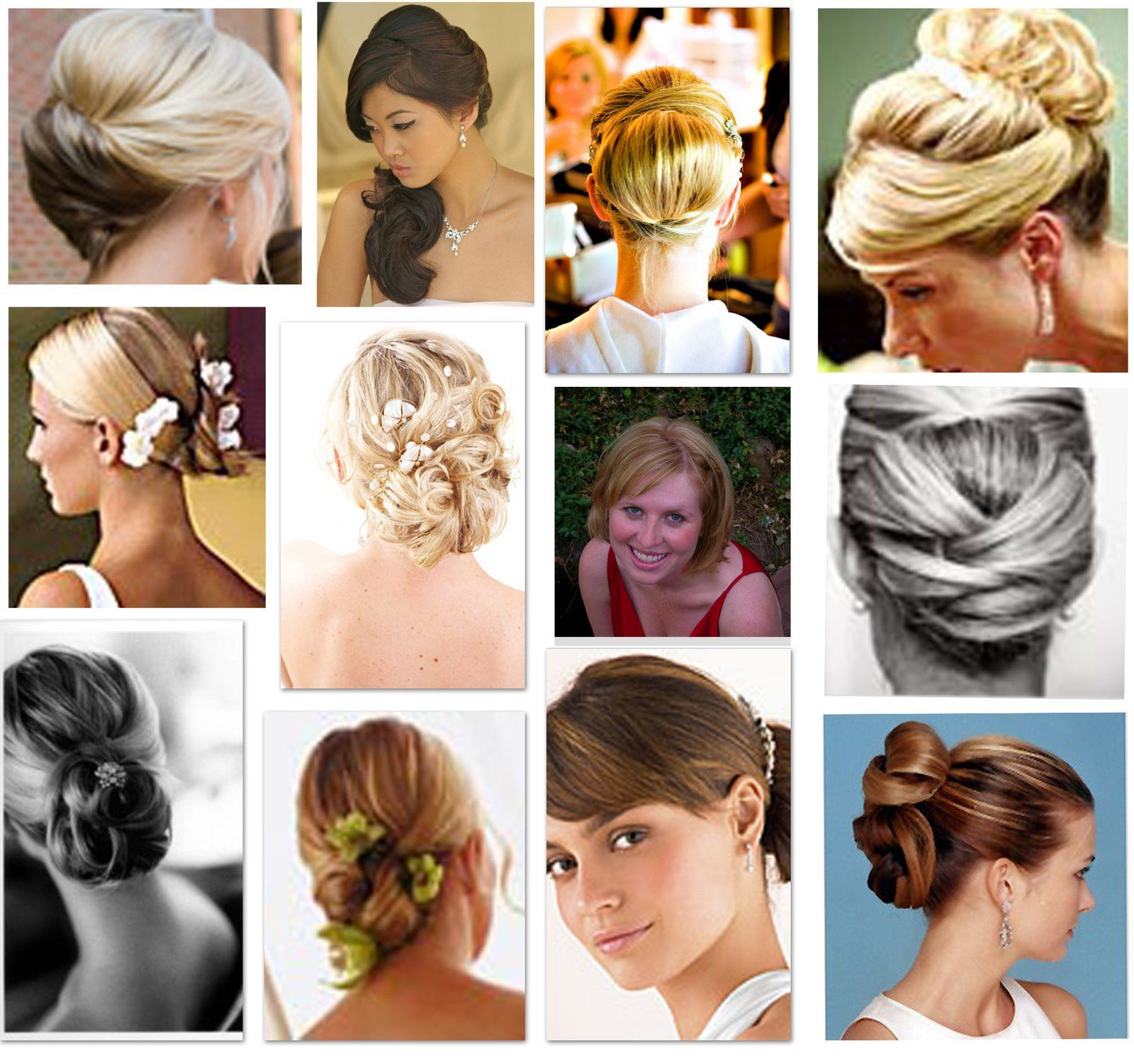 Groovy 1000 Images About Classic Wedding Hair Updos On Pinterest Short Hairstyles For Black Women Fulllsitofus