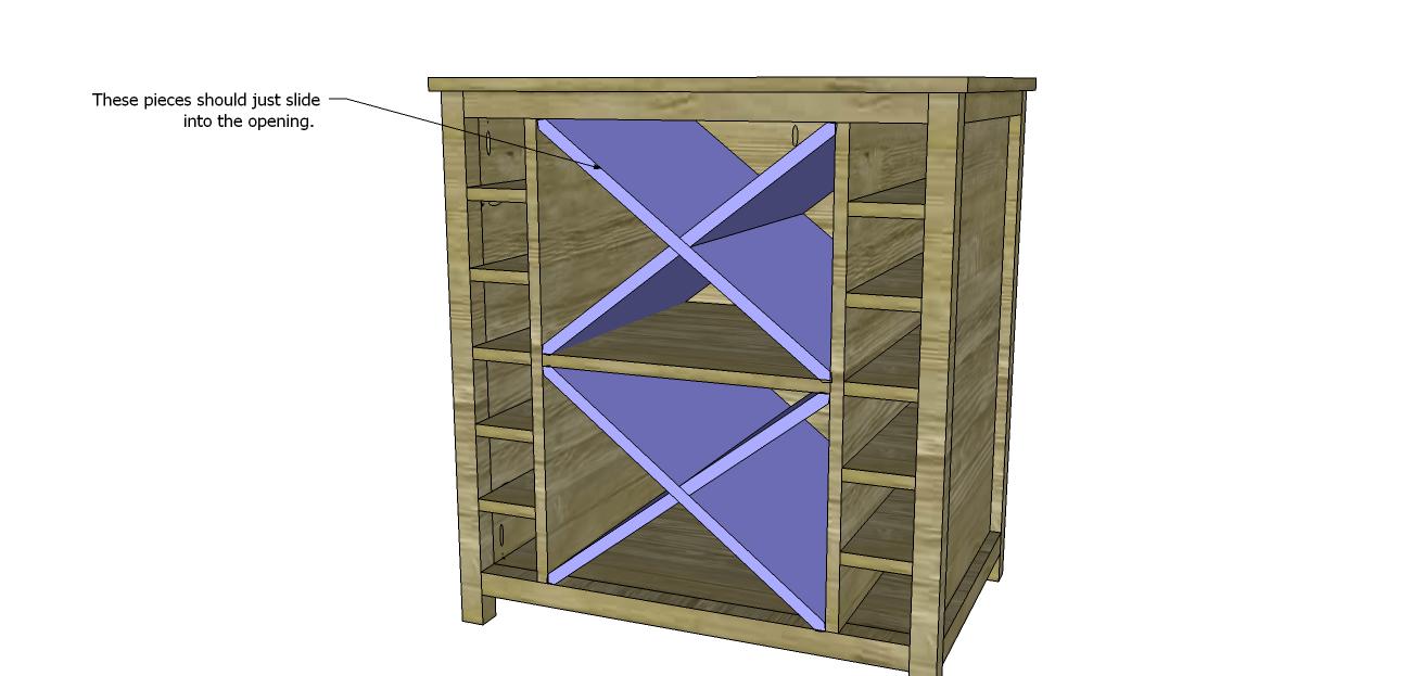 Diy wine cabinet plansx wine racks pinterest cabinets