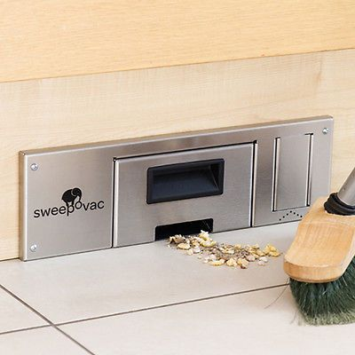Sweepovac Self-Contained DIY Vacuum Cleaner Unit | Diy vacuum ...