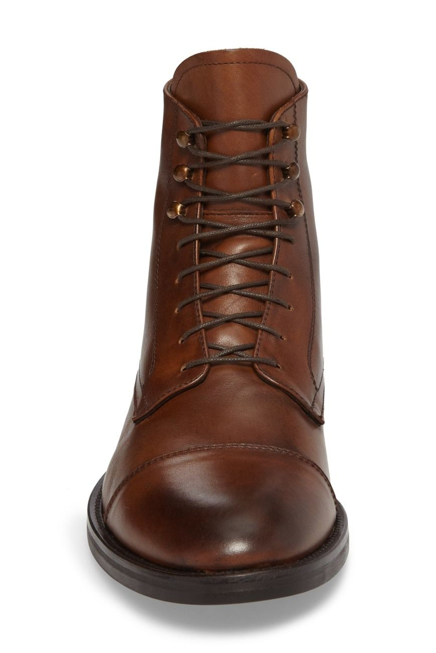 to boot new york henri cap toe boot