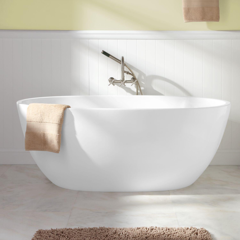 59 Keren Acrylic Freestanding Tub