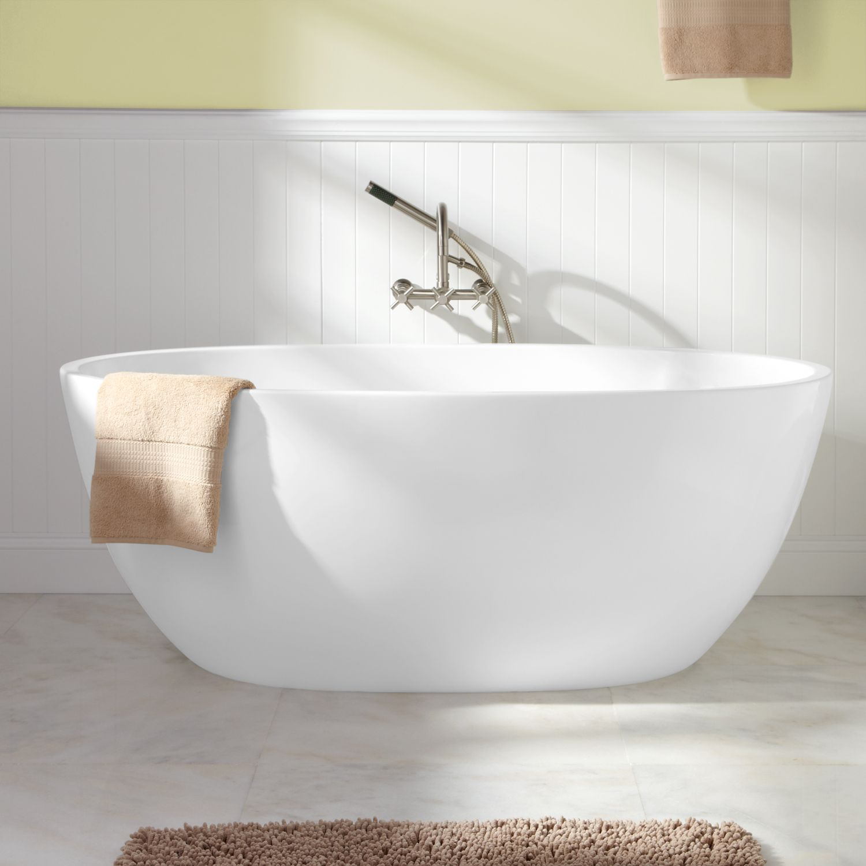 59  Keren Acrylic Freestanding Tub tub Tubs and
