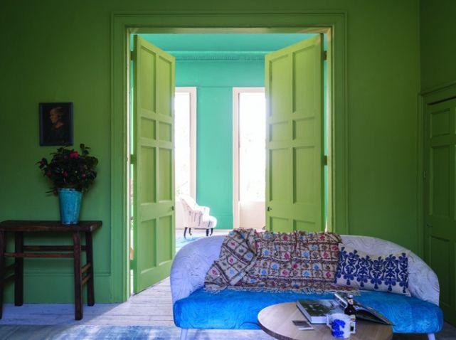quelles couleurs associer avec le vert peinture paint pinterest. Black Bedroom Furniture Sets. Home Design Ideas