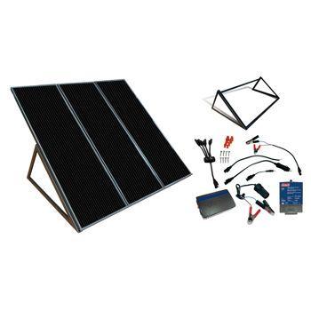 Coleman 174 55 W Rv Solar Panel Kit Rv Solar Panels Rv