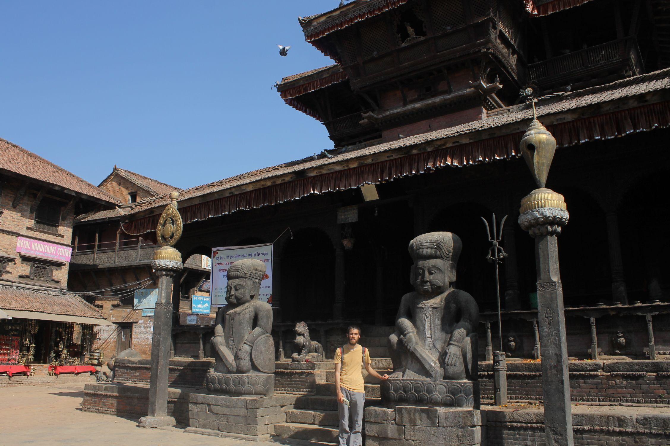 Templo de Dattatraya Square