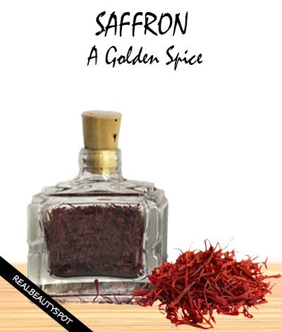 SAFFRON FOR BEAUTY AND HEALTH